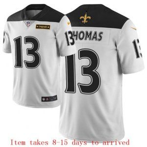 Saints #13 Michael Thomas Jersey City Edition
